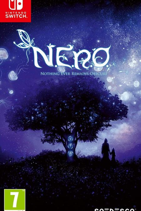 Echanger le jeu N.E.R.O - Nothing Ever Remains Obscur sur Switch