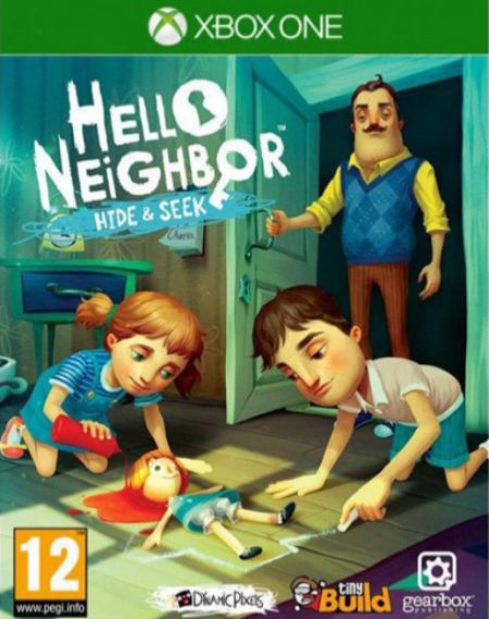 Echanger le jeu Hello Neighbor: Hide & Seek  sur Xbox One