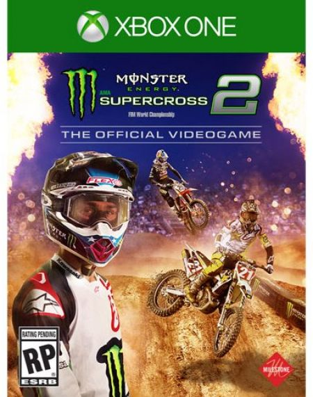 Echanger le jeu Monster Energy Supercross 2 sur Xbox One