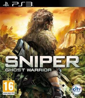 Echanger le jeu Sniper Ghost Warrior sur PS3