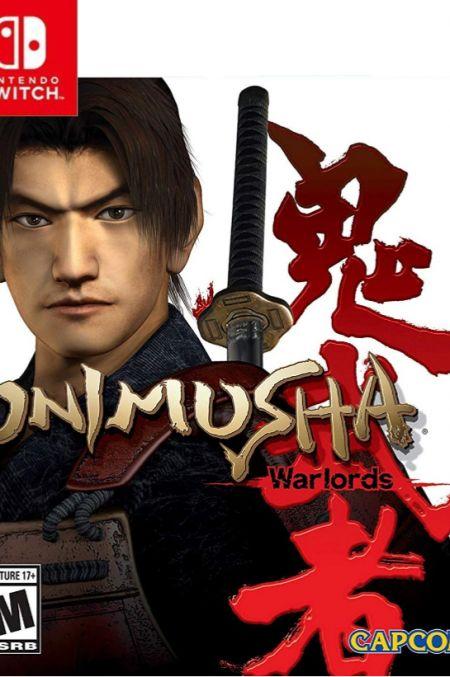 Echanger le jeu Onimusha sur Switch