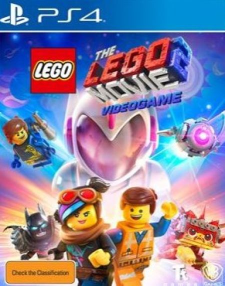 Echanger le jeu Lego Movie 2 sur PS4