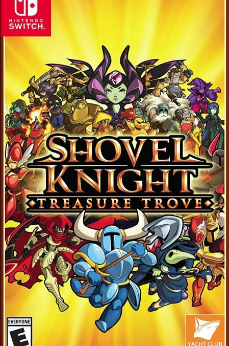 Echanger le jeu Shovel Knight sur Switch