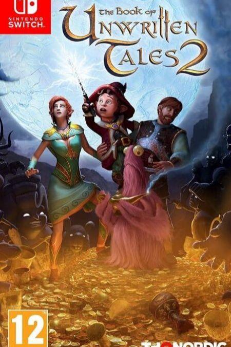 Echanger le jeu The Book of Unwritten Tales 2 sur Switch