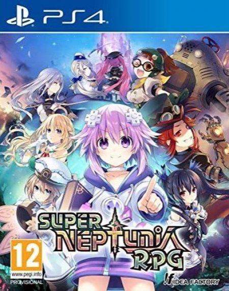 Echanger le jeu Super Neptunia RPG sur PS4