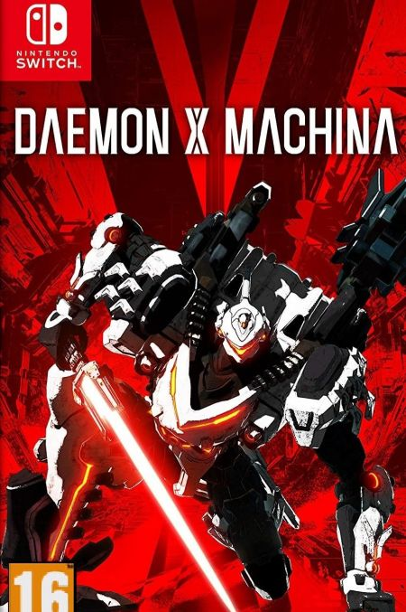 Echanger le jeu Daemon X Machina sur Switch