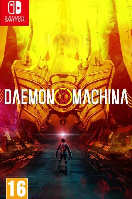 Echanger le jeu Deamon X Machina sur Switch