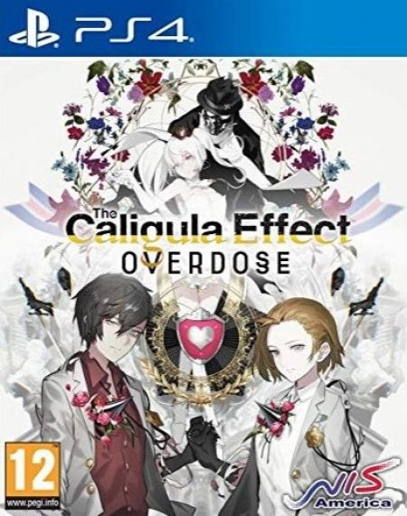 Echanger le jeu The Caligula Effect: Overdose sur PS4