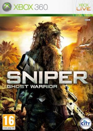 Echanger le jeu Sniper Ghost Warrior sur Xbox 360