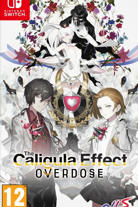 Echanger le jeu The Caligula Effect Overdose sur Switch