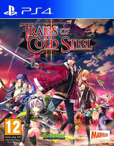 Echanger le jeu The Legend of Heroes: Trails of Cold Steel 2 sur PS4