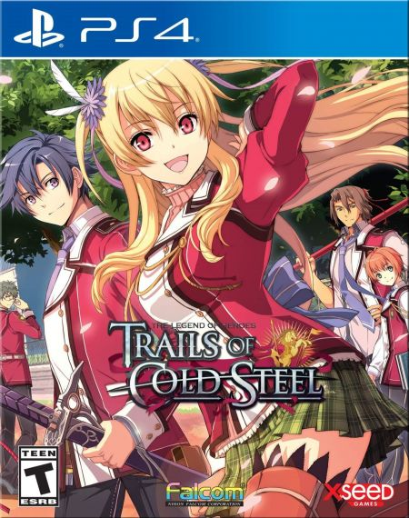 Echanger le jeu The Legend of Heroes: Trails of Cold Steel sur PS4