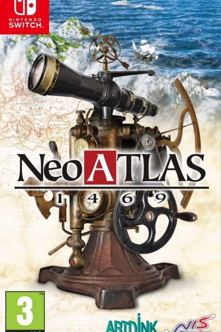 Echanger le jeu Neo Atlas 1469 sur Switch