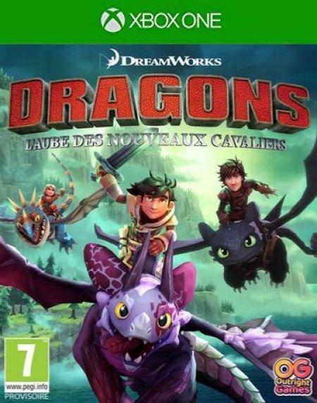 Echanger le jeu Dragons : L'Aube des Nouveaux Cavaliers sur Xbox One