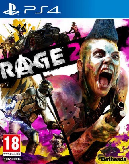 Echanger le jeu Rage 2  sur PS4