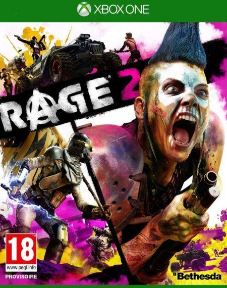 Echanger le jeu Rage 2 sur Xbox One