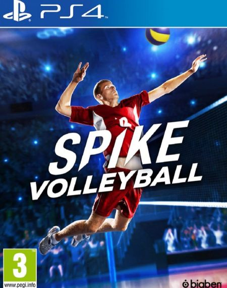 Echanger le jeu Spike Volley Ball sur PS4