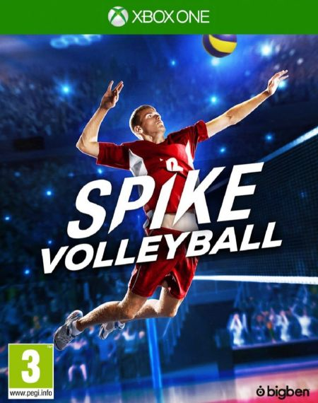 Echanger le jeu Spike Volley Ball sur Xbox One