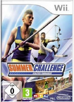 Echanger le jeu Summer Challenge - Athletics Tournament sur Wii