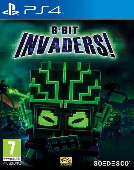 Echanger le jeu 8-Bit Invaders sur PS4