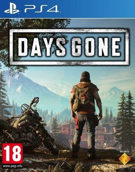 Echanger le jeu Days Gone sur PS4