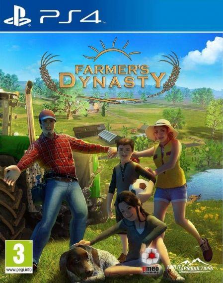 Echanger le jeu Farmer's Dynasty sur PS4