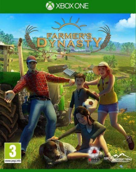 Echanger le jeu Farmer's Dynasty sur Xbox One