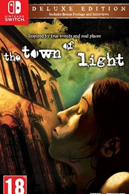 Echanger le jeu The Town of Light - Deluxe Edition sur Switch
