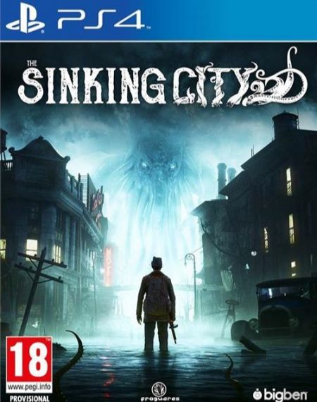 Echanger le jeu The Sinking City sur PS4