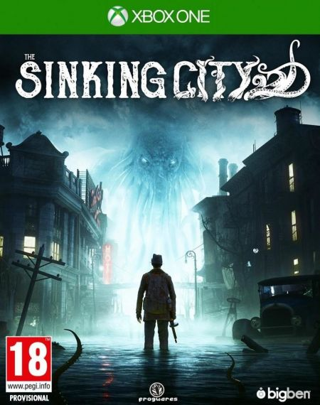 Echanger le jeu The Sinking City sur Xbox One