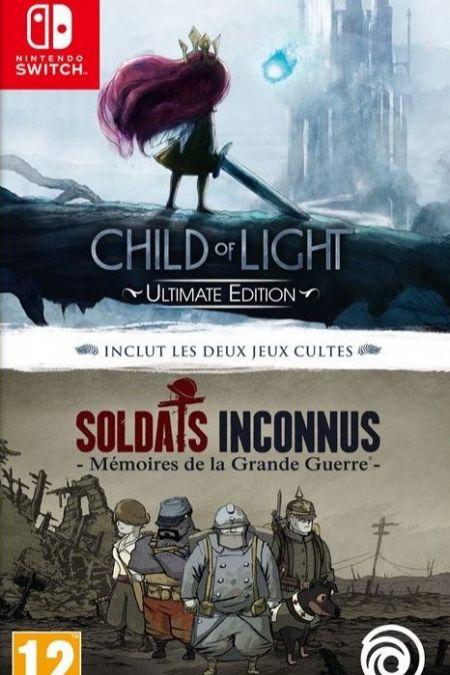 Echanger le jeu Switch Compilation : Child of Light + Soldats Inconnus sur Switch