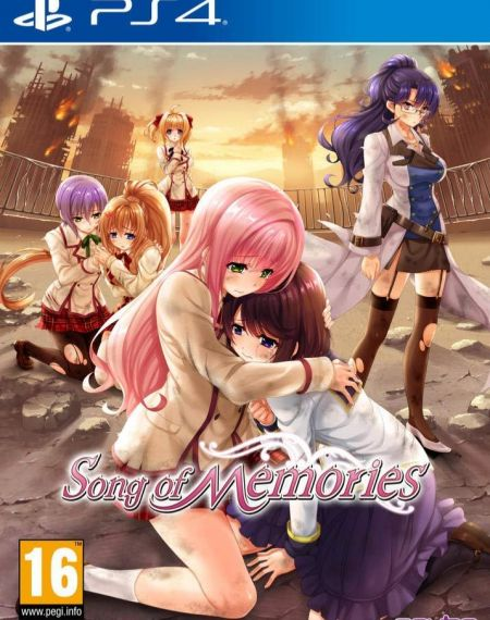 Echanger le jeu Song of Memories sur PS4