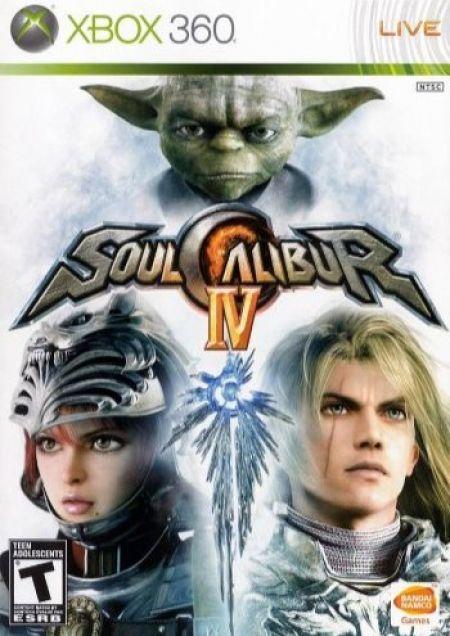 Echanger le jeu SoulCalibur IV sur Xbox 360