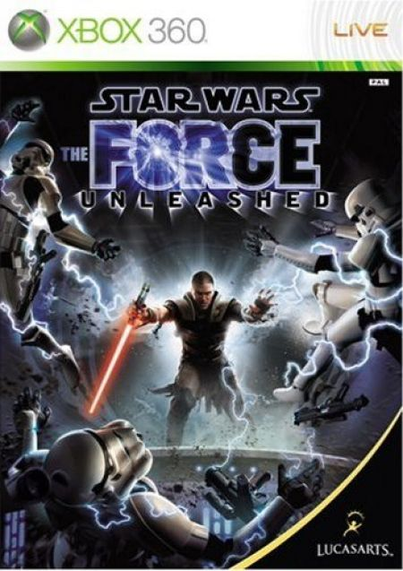Echanger le jeu Star Wars - Le Pouvoir de la Force sur Xbox 360