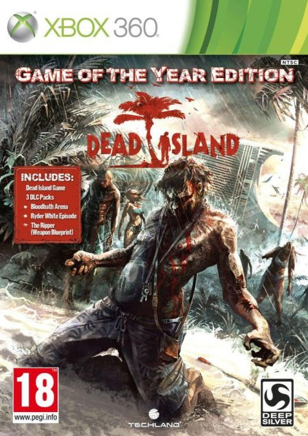 Echanger le jeu Dead Island - Game Of The Year Edition sur Xbox 360