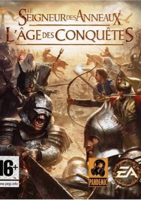 Echanger le jeu Le Seigneur des Anneaux - L'age des Conquetes sur PS3