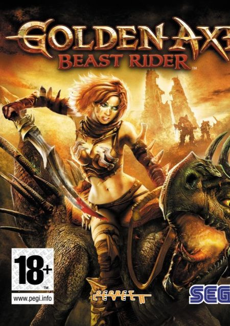 Echanger le jeu Golden Axe Beast Rider sur PS3