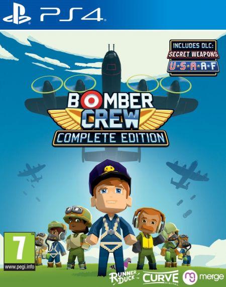 Echanger le jeu Bomber Crew - Complete Edition sur PS4