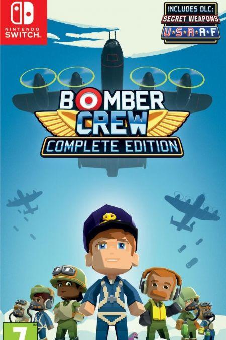 Echanger le jeu Bomber Crew - Complete Edition sur Switch