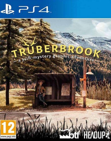 Echanger le jeu Truberbrook sur PS4