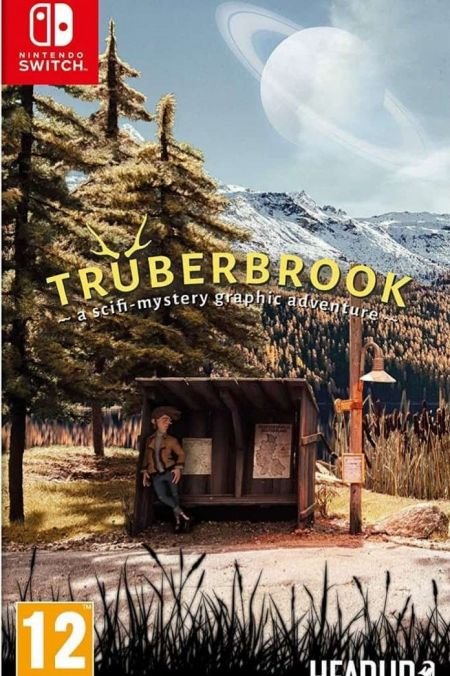 Echanger le jeu Truberbrook  sur Switch