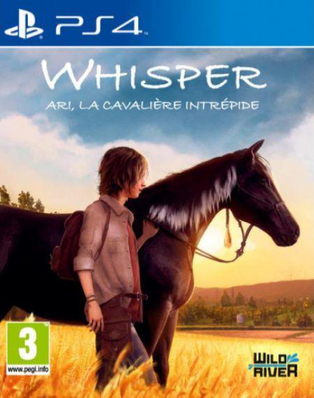Echanger le jeu Whisper : Ari la Cavaliere Intrepide  sur PS4