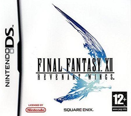 Echanger le jeu Final Fantasy XII - Revenant Wings sur Ds