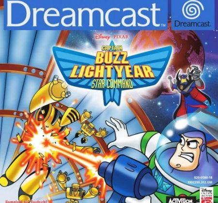 Echanger le jeu Les Aventures de Buzz l'Eclair sur DREAMCAST