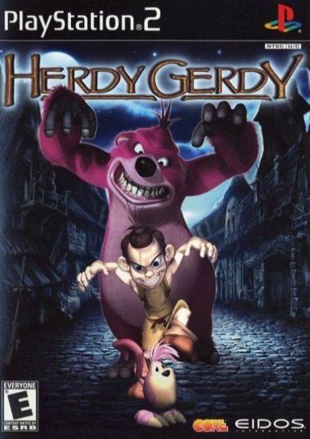 Echanger le jeu Herdy Gerdy sur PS2