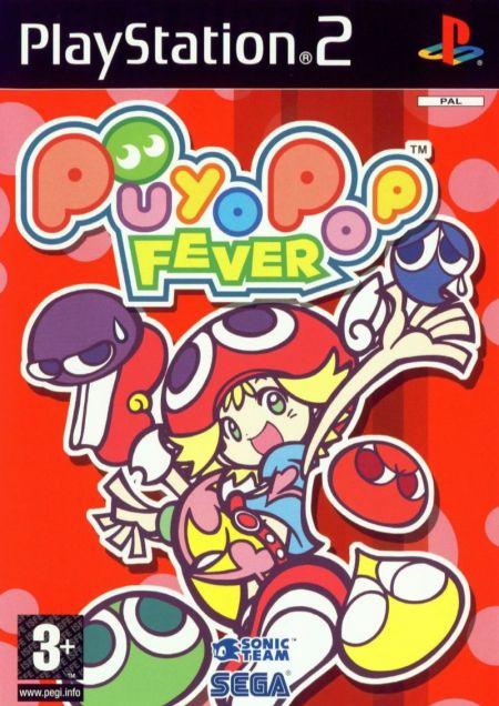 Echanger le jeu Puyo Pop Fever sur PS2