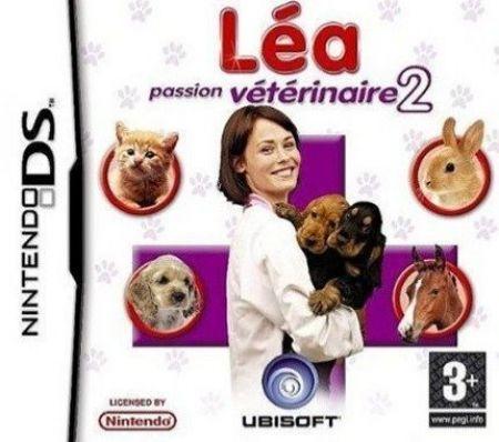 Echanger le jeu Lea - Passion Veterinaire 2 sur Ds
