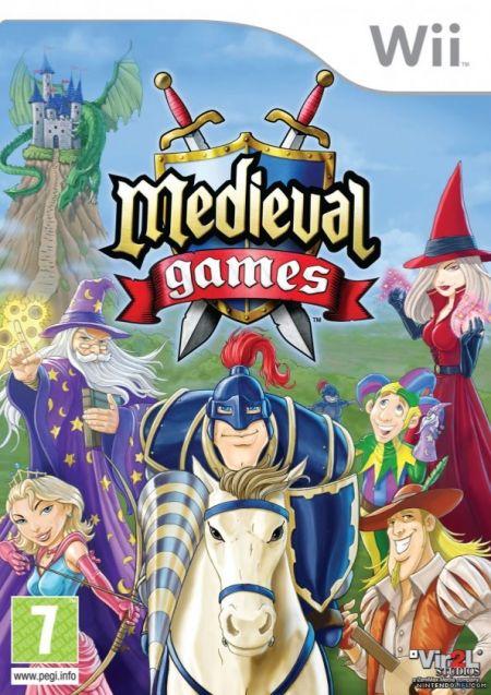 Echanger le jeu Medieval Games sur Wii