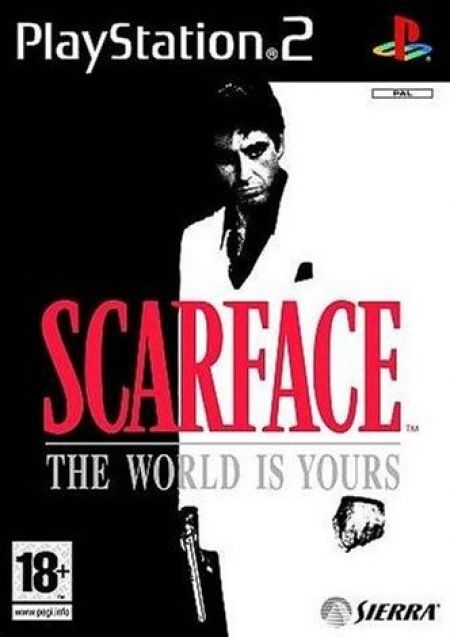 Echanger le jeu Scarface - The World is Yours sur PS2