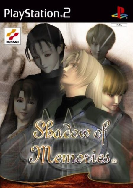 Echanger le jeu Shadow of Memories sur PS2